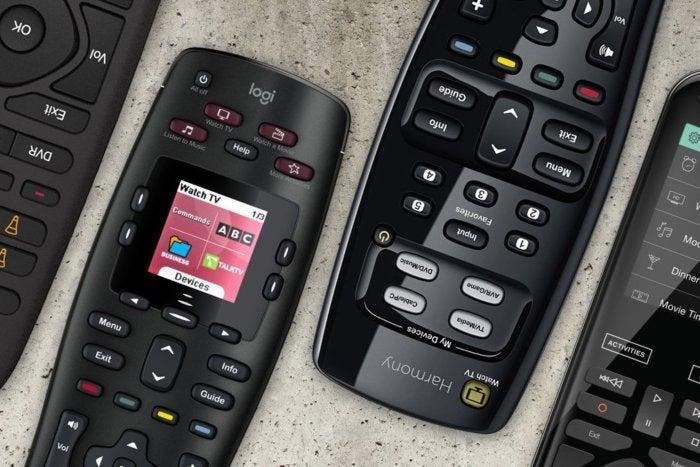 universal remote control hero