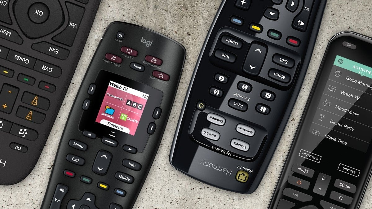 Best Universal Remote Control 2019 Reviews And Buying