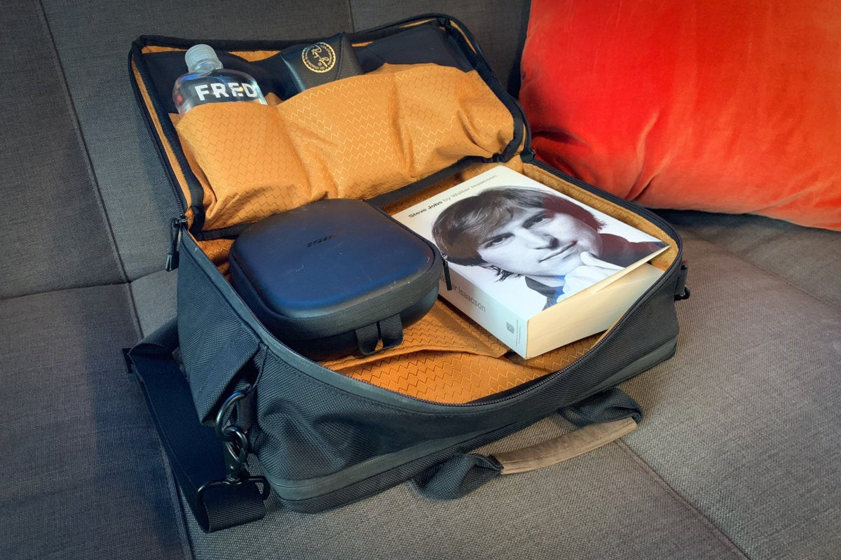 waterfield air porter interior