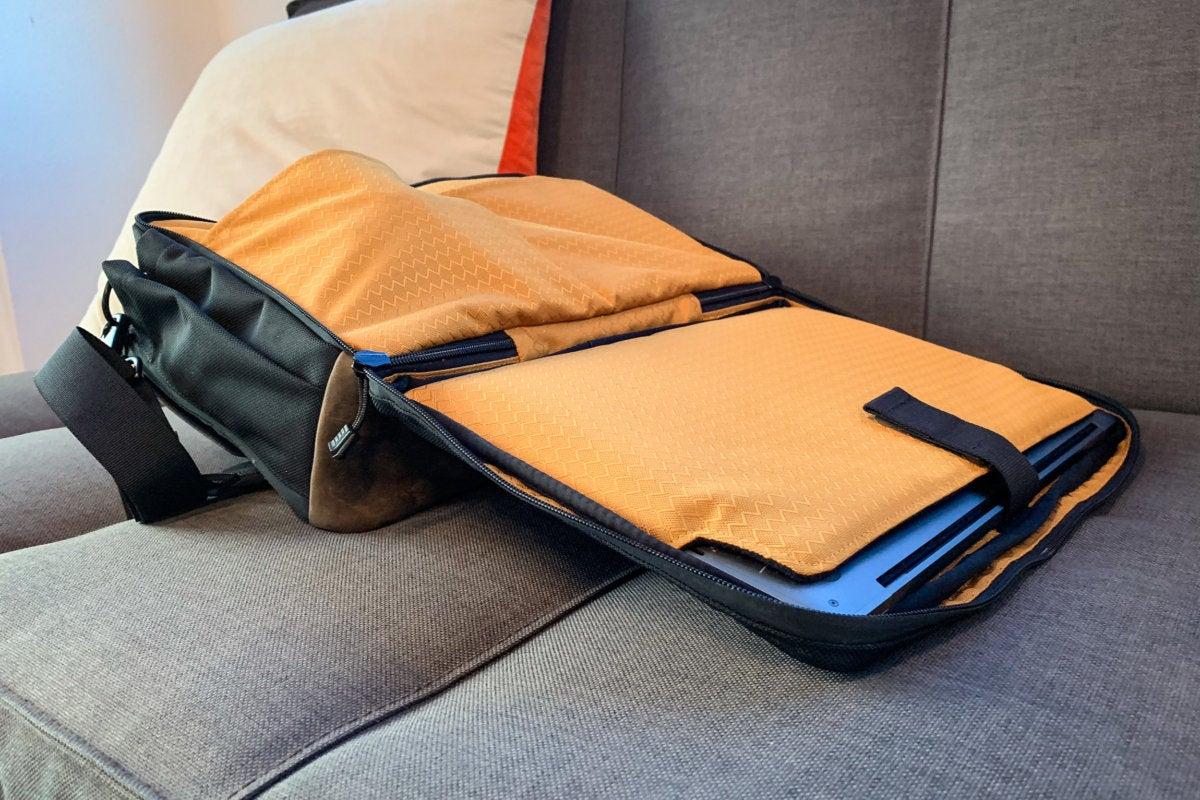 waterfield air porter macbook sleeve