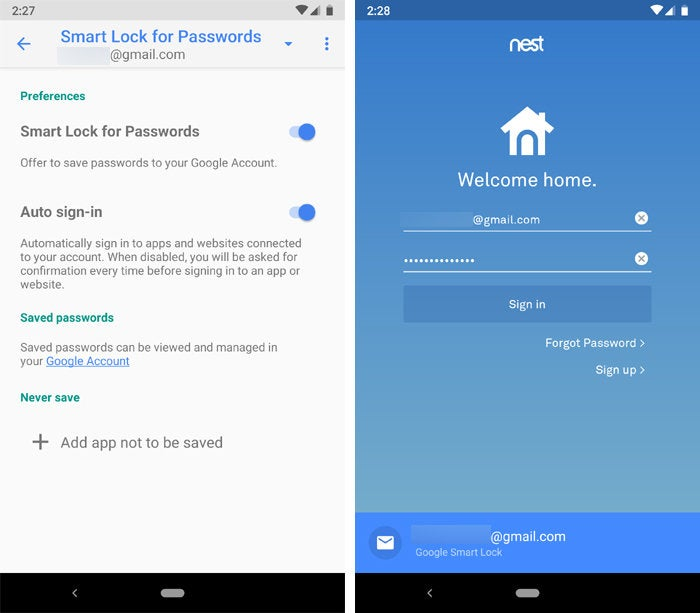 03 google smart lock passwords