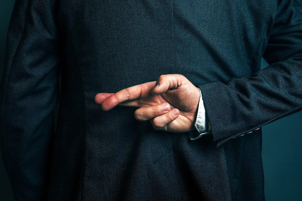 10 untruthful lies liar untrustworthy