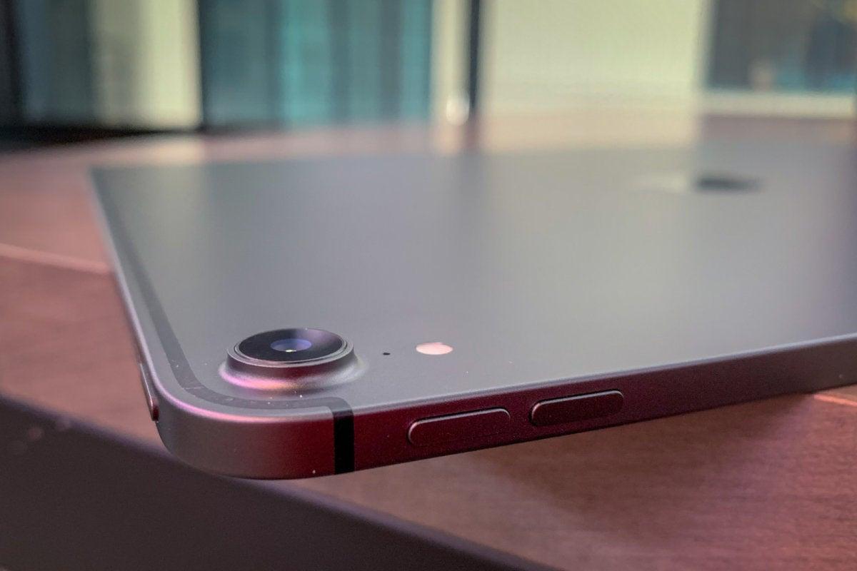 2018 ipad pro camera 2