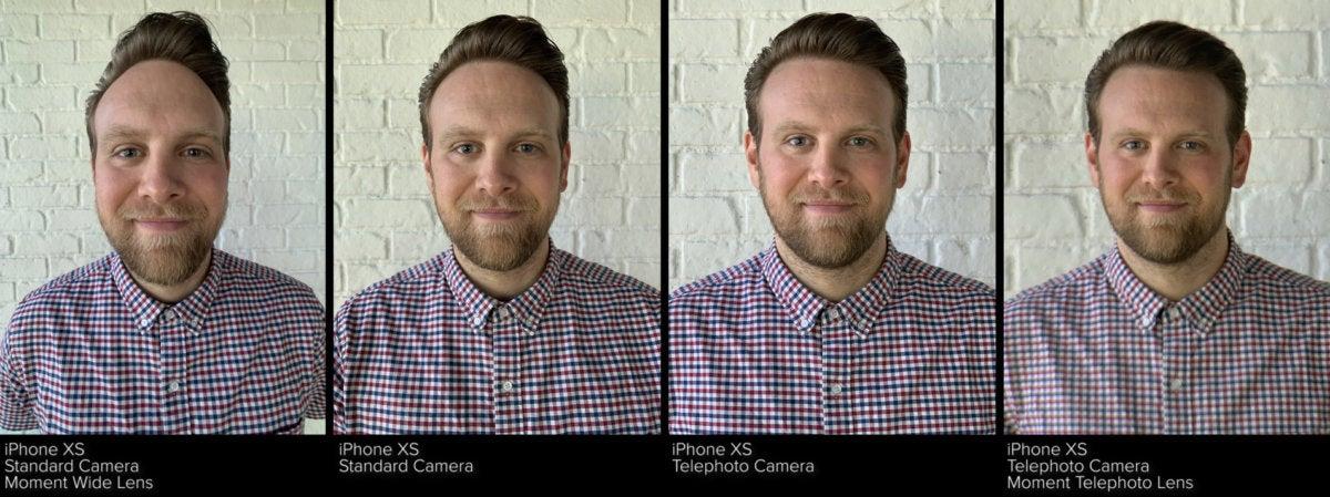 Adam lens effects