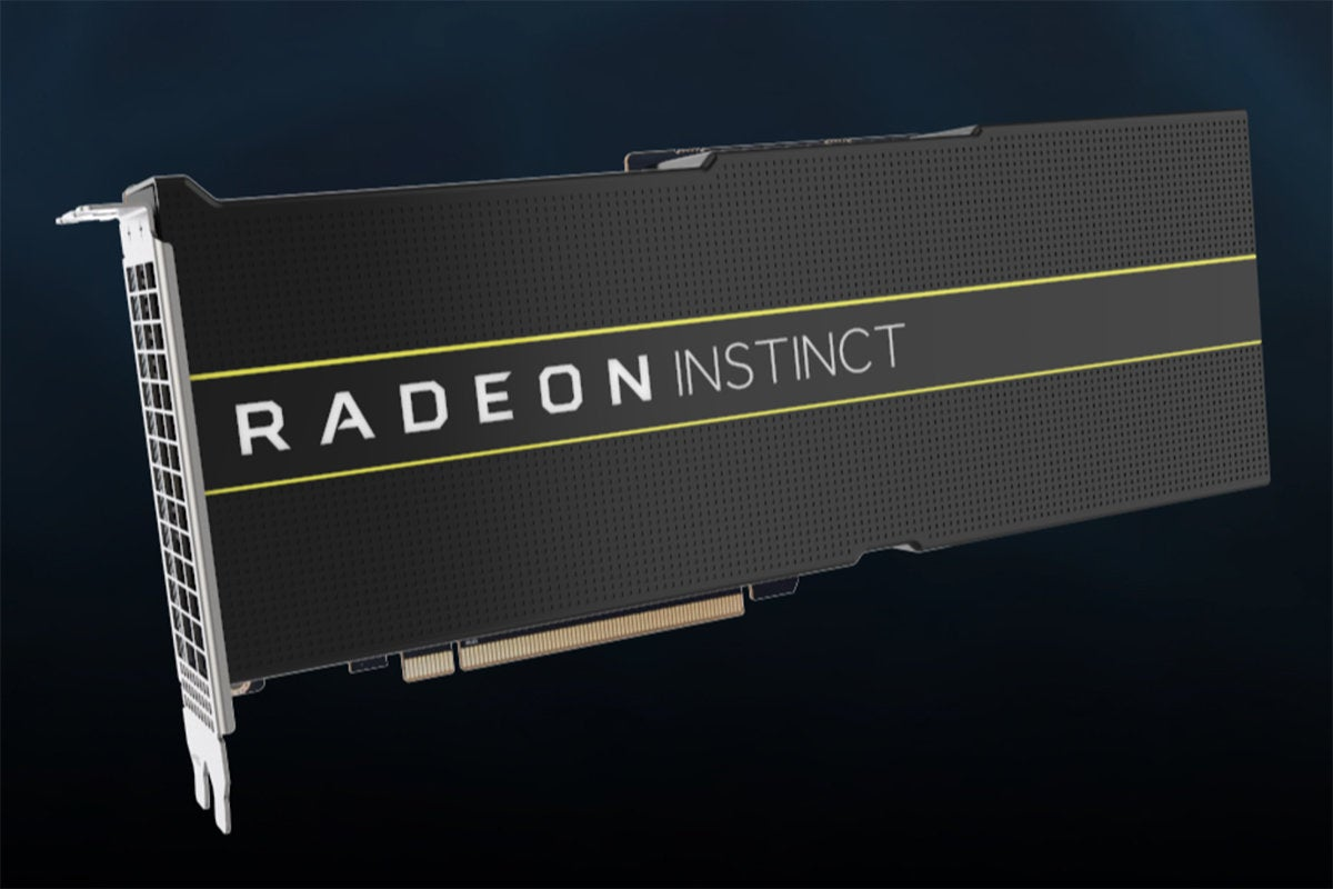 AMD now wants to take on Nvidia in the data center