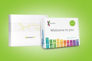 ancestry versus 23