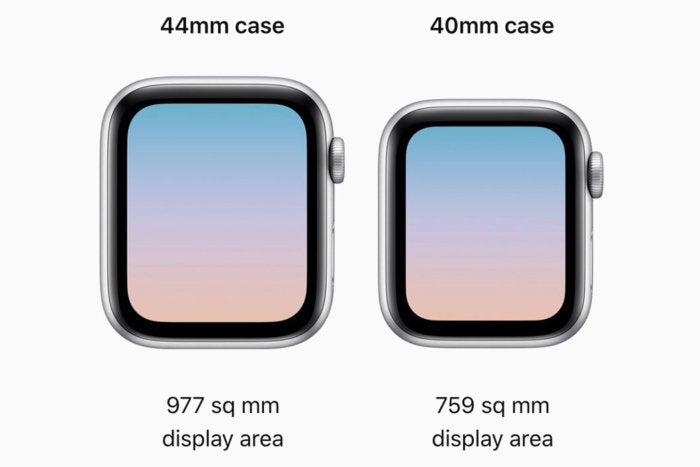 apple watch series 4 case sizes