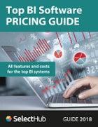 bi software pricing guide 2018 idg