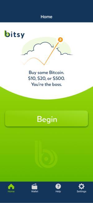 bitsy blockchain
