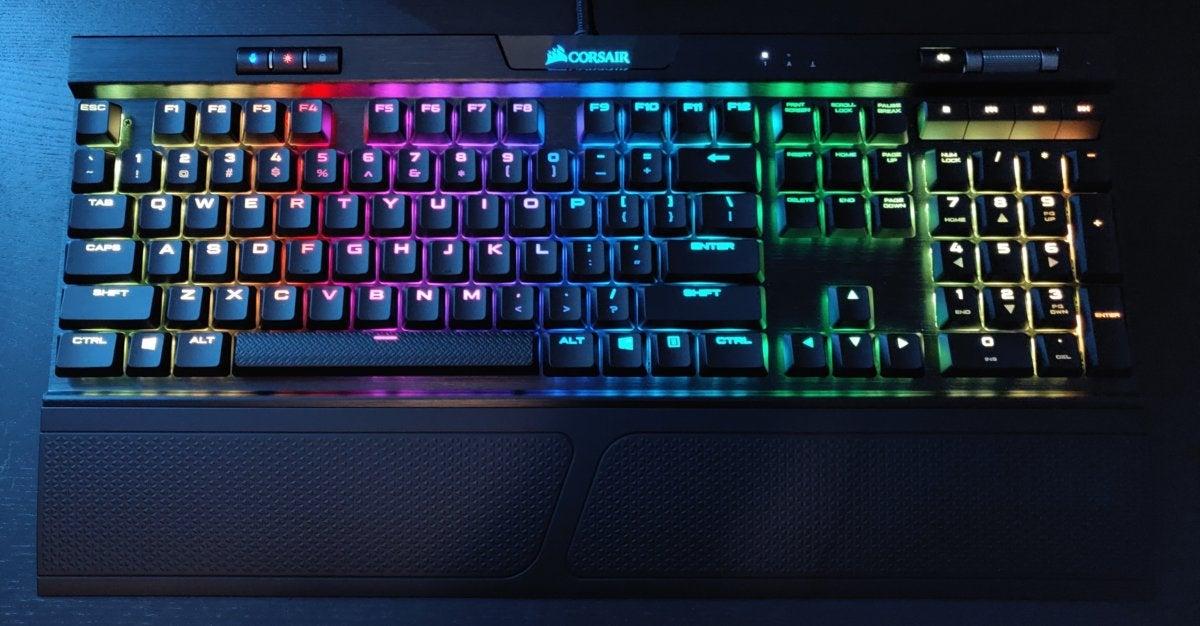 Corsair K70 RGB MK 2 Low Profile review: Get a laptop feel