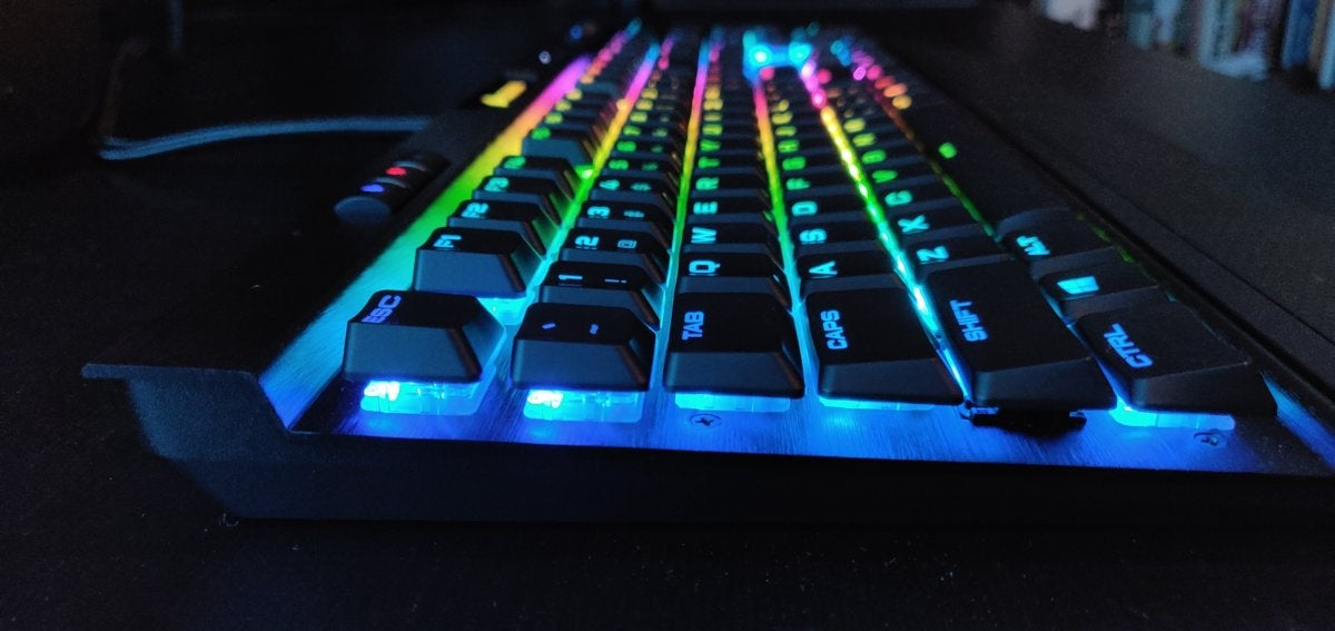 Corsair K70 RGB MK 2 Low Profile review: Get a laptop feel on your