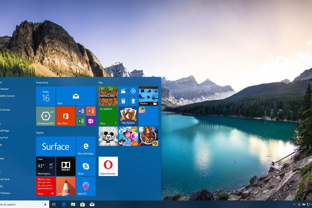 So personalisieren Sie Ihren Windows 10-PC