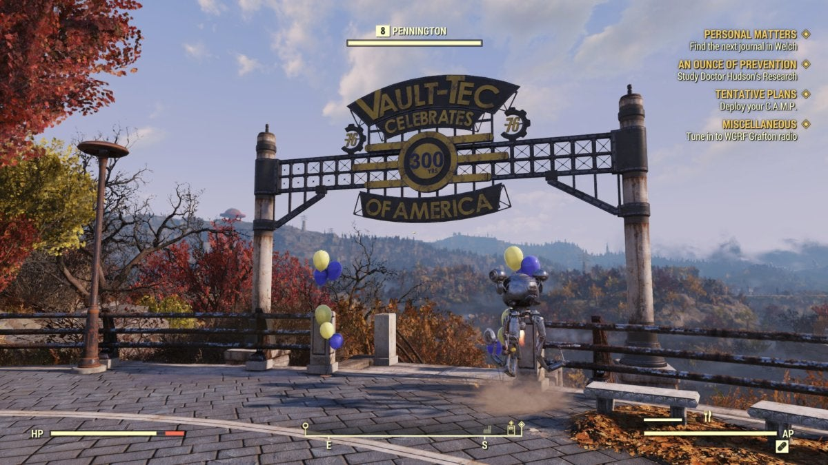 Fallout 76 review: Almost hell, West Virginia | PCWorld