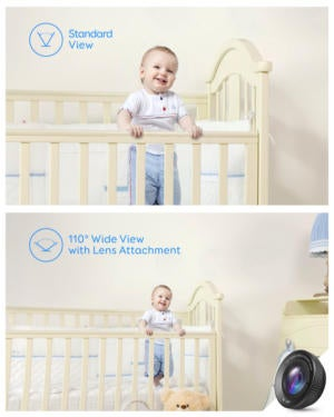eufy spaceview baby monitor angles