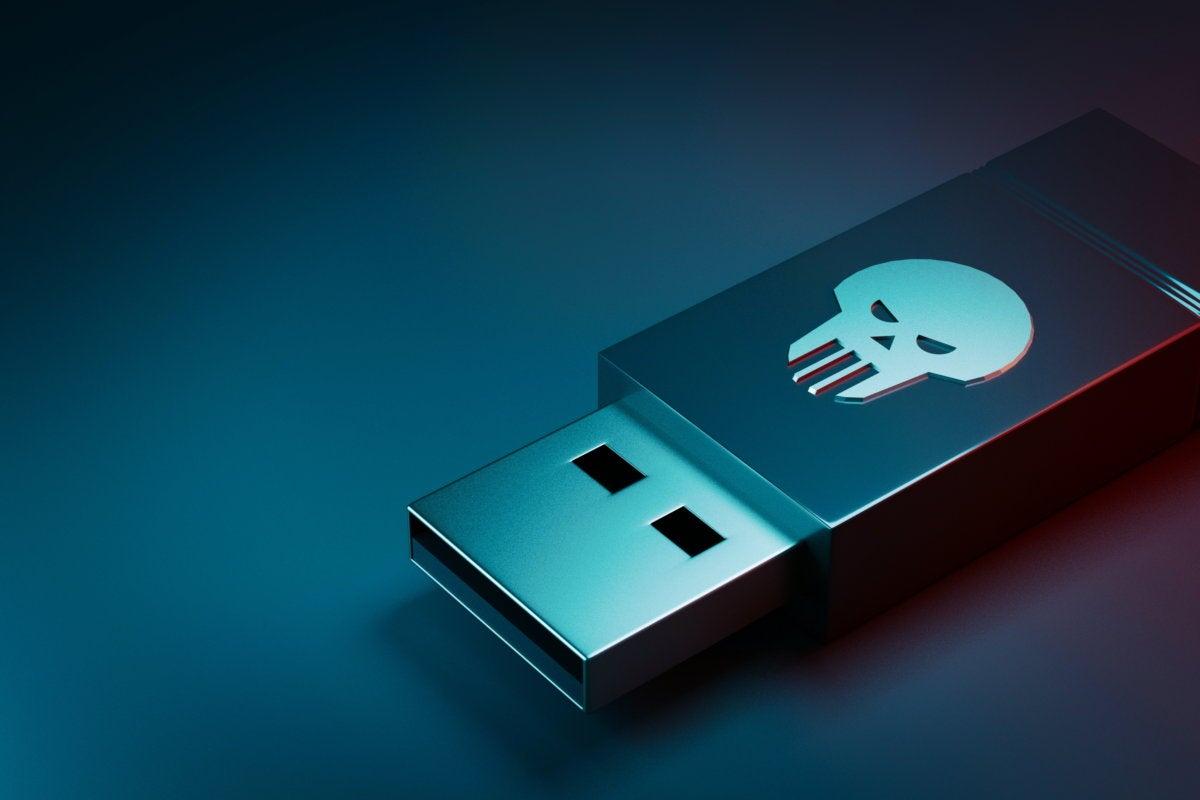 flash drive usb security