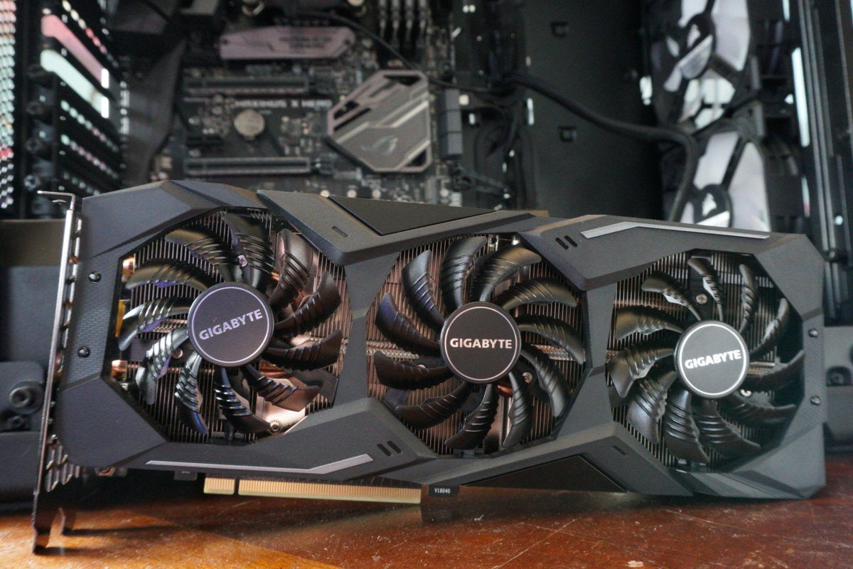 Gigabyte GeForce RTX 2070 Windforce review: This $500 graphics card