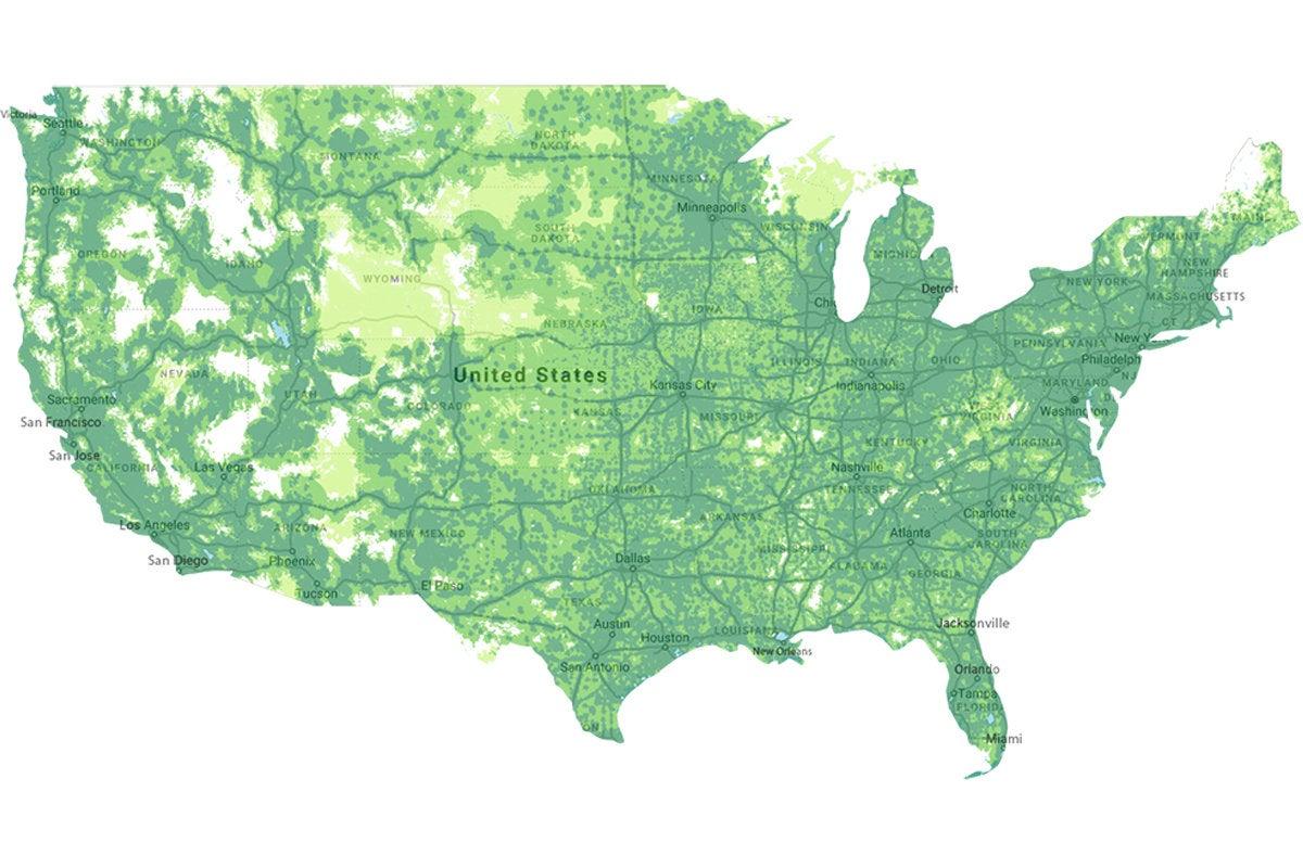 google fi coverage map