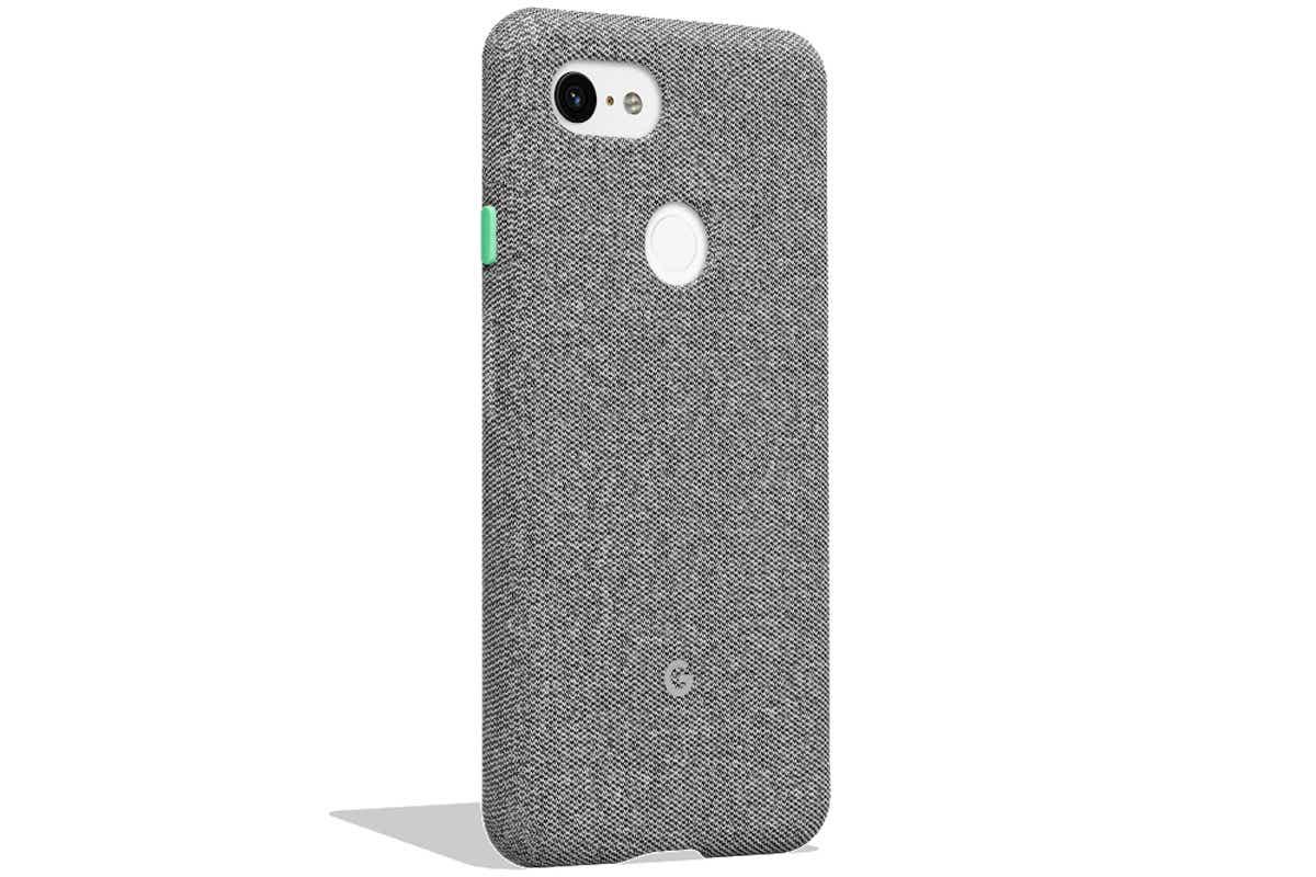 Google Pixel 3 Fabric Case