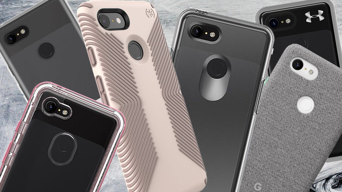 san francisco 7219e b1b38 Best Google Pixel 3 and 3 XL cases: Top picks in every style | PCWorld
