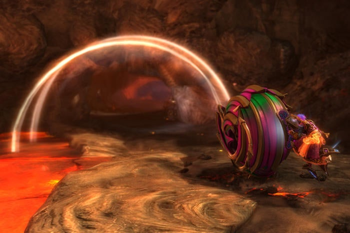 Check out this exclusive look at Guild Wars 2's jaw-dropping