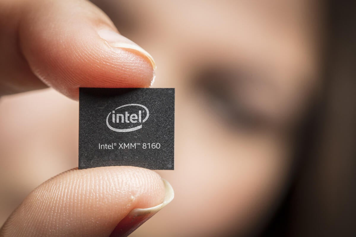 photo image Intel accelerates 5G modem rollout, but it won't make the 5G iPhone come any sooner