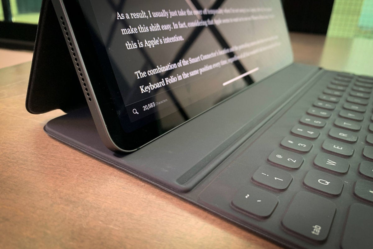 ipad pro smart folio keyboard