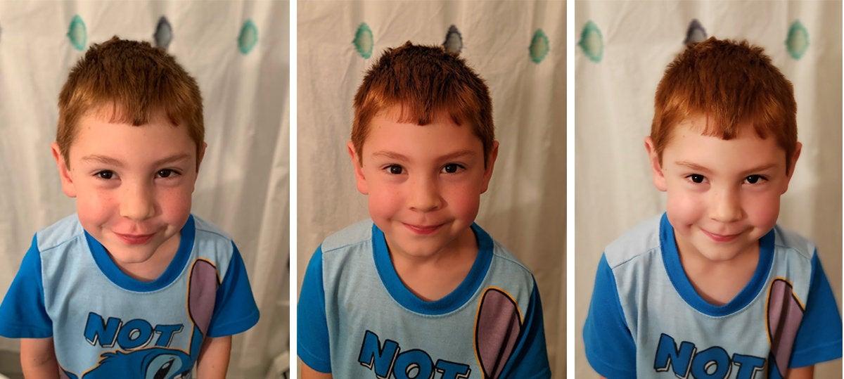 iphone xr portrait compare
