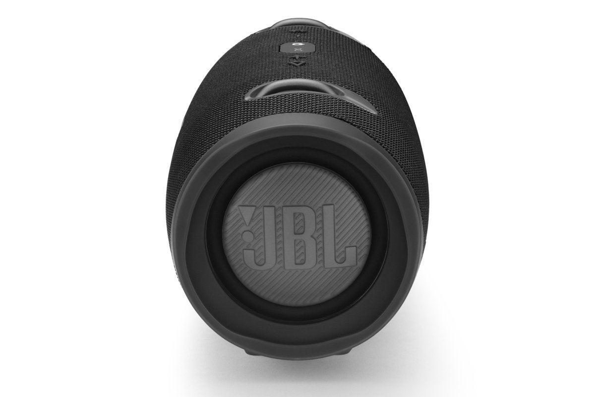 jbl xtreme2 side black