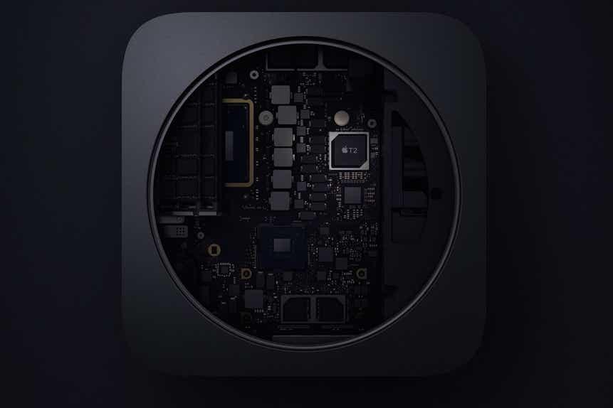 Mac mini 3.6GHz quad‑core Core i3 (Late 2018)