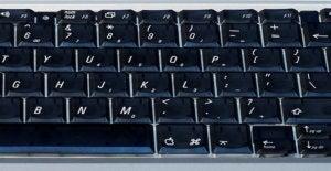 mac911 tibook keyboard numpad