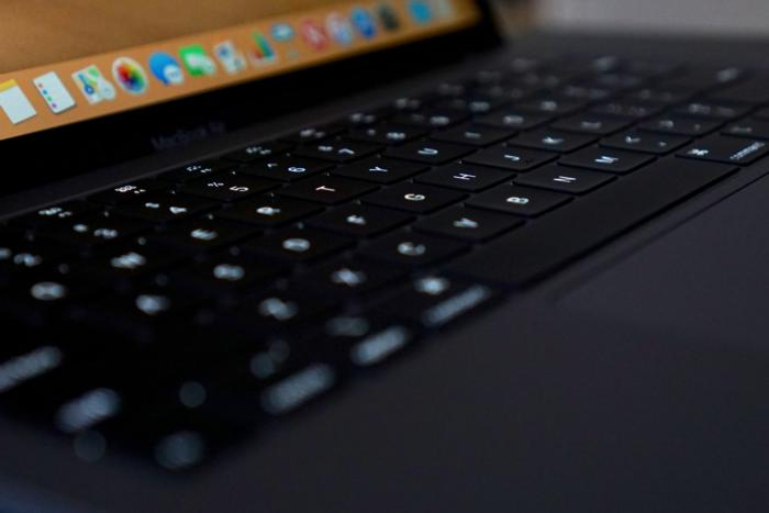What to do when you can't type certain letters on your MacBook