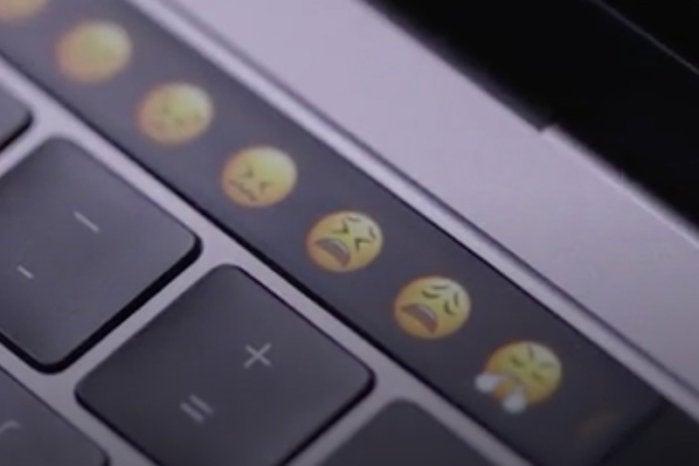 macbook pro 2016 touchbar