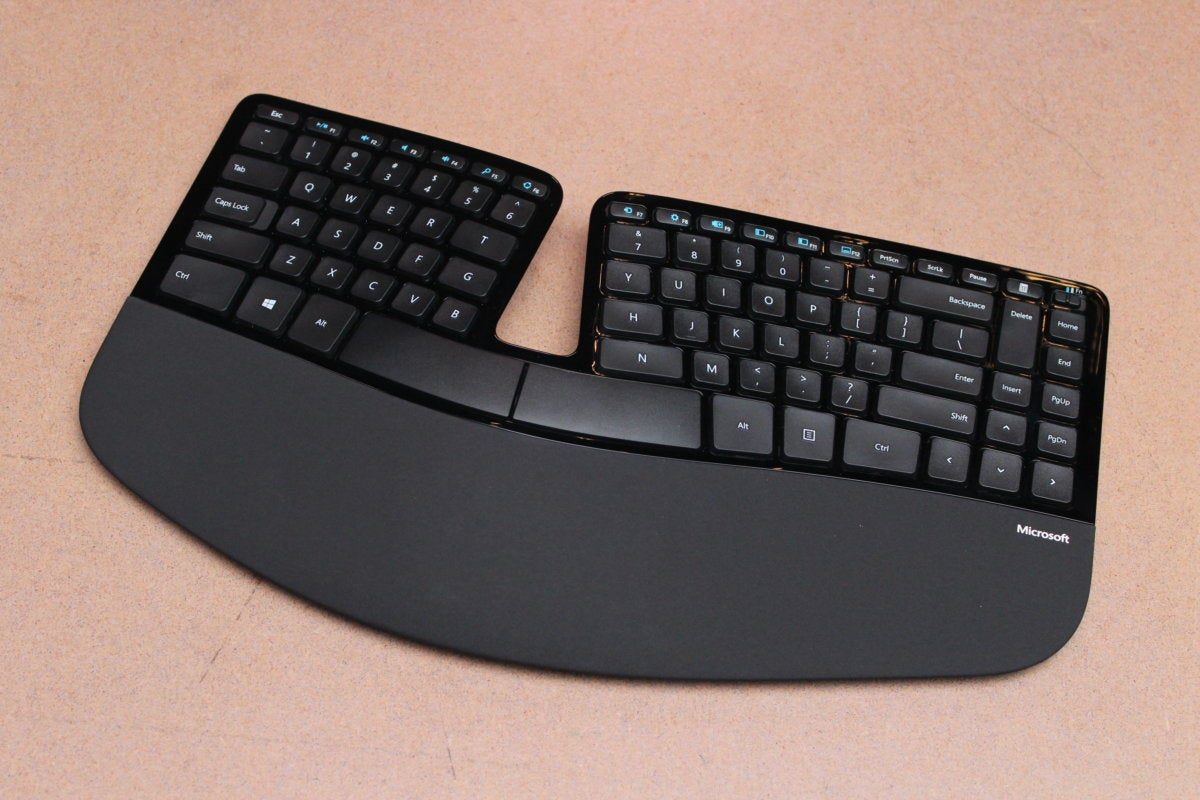 microsoft sculpt ergonomic keyboard primary