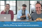 Apple iPad Pro review, iPhone 5G, new Apple service programs