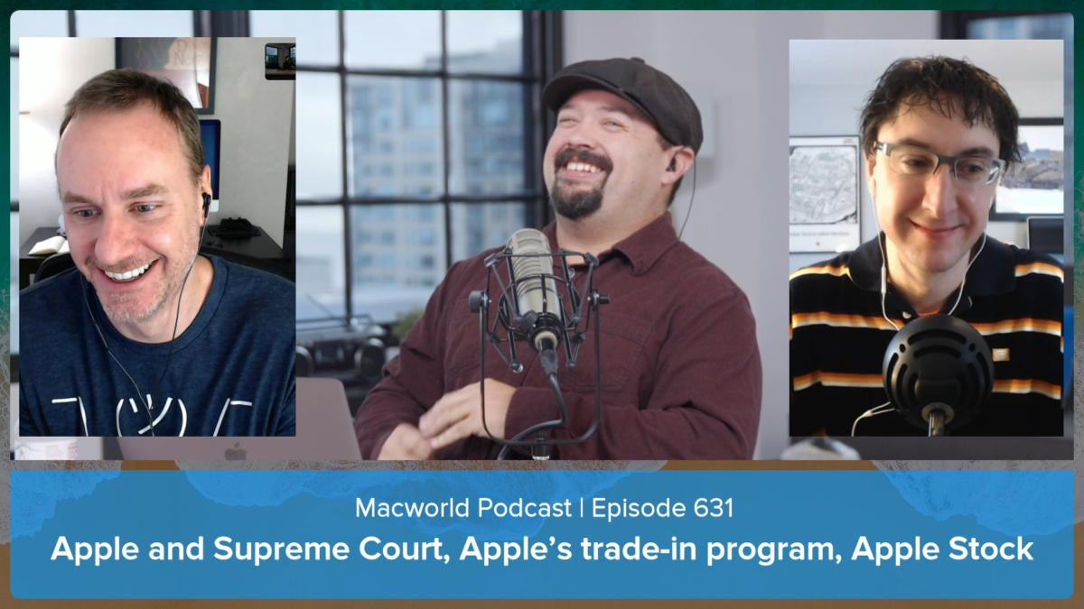 Macworld Podcast 631