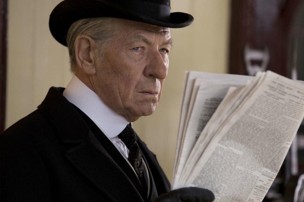 Mr. Holmes Stream German