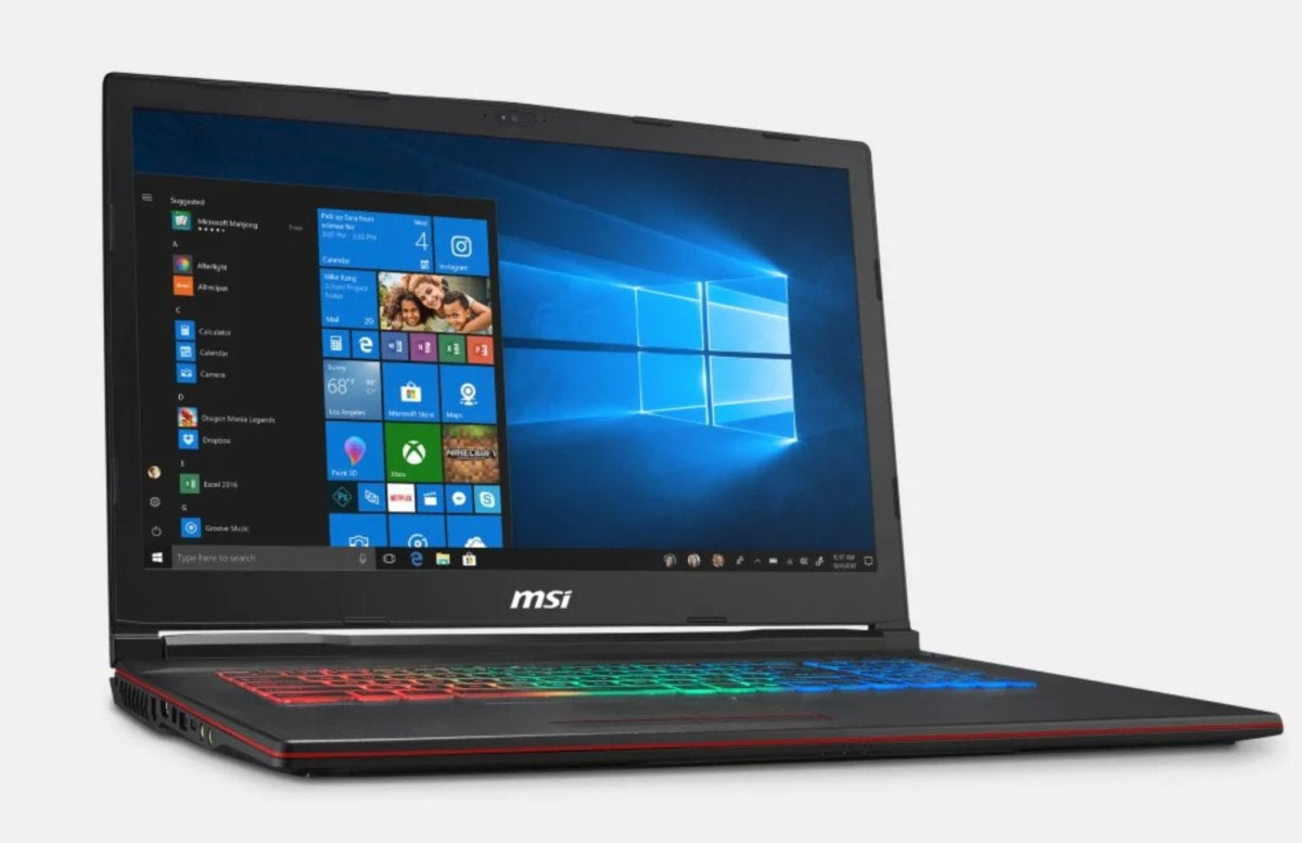 f893be27f58 Microsoft's Cyber Monday laptop deals are going fast—here are the ...