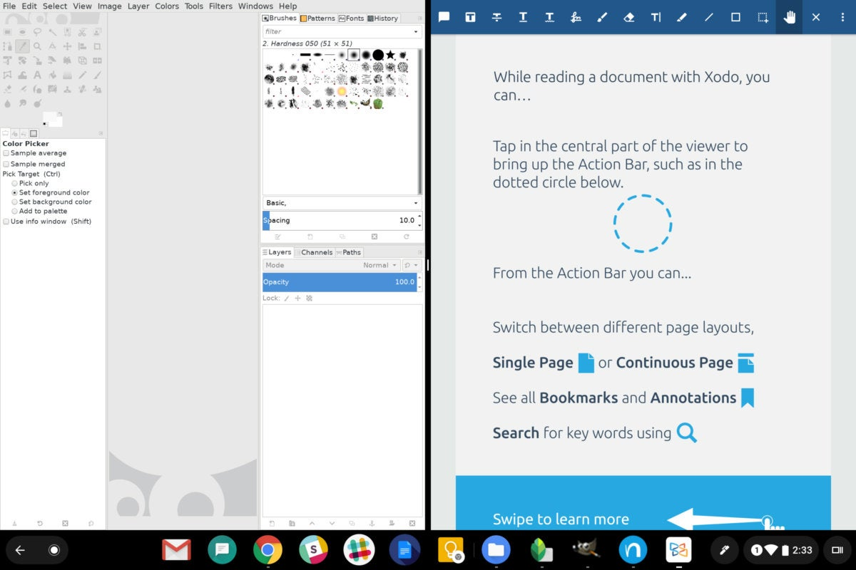 New Chromebook Features: Multitasking (5)