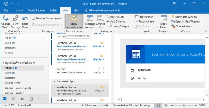 Outlook 2016 cheat sheet | Computerworld