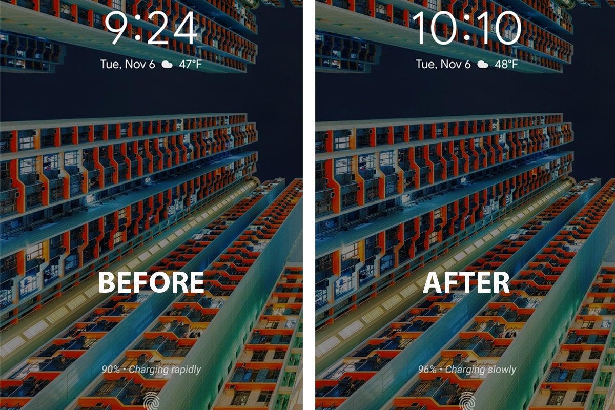 pixel 3 charging