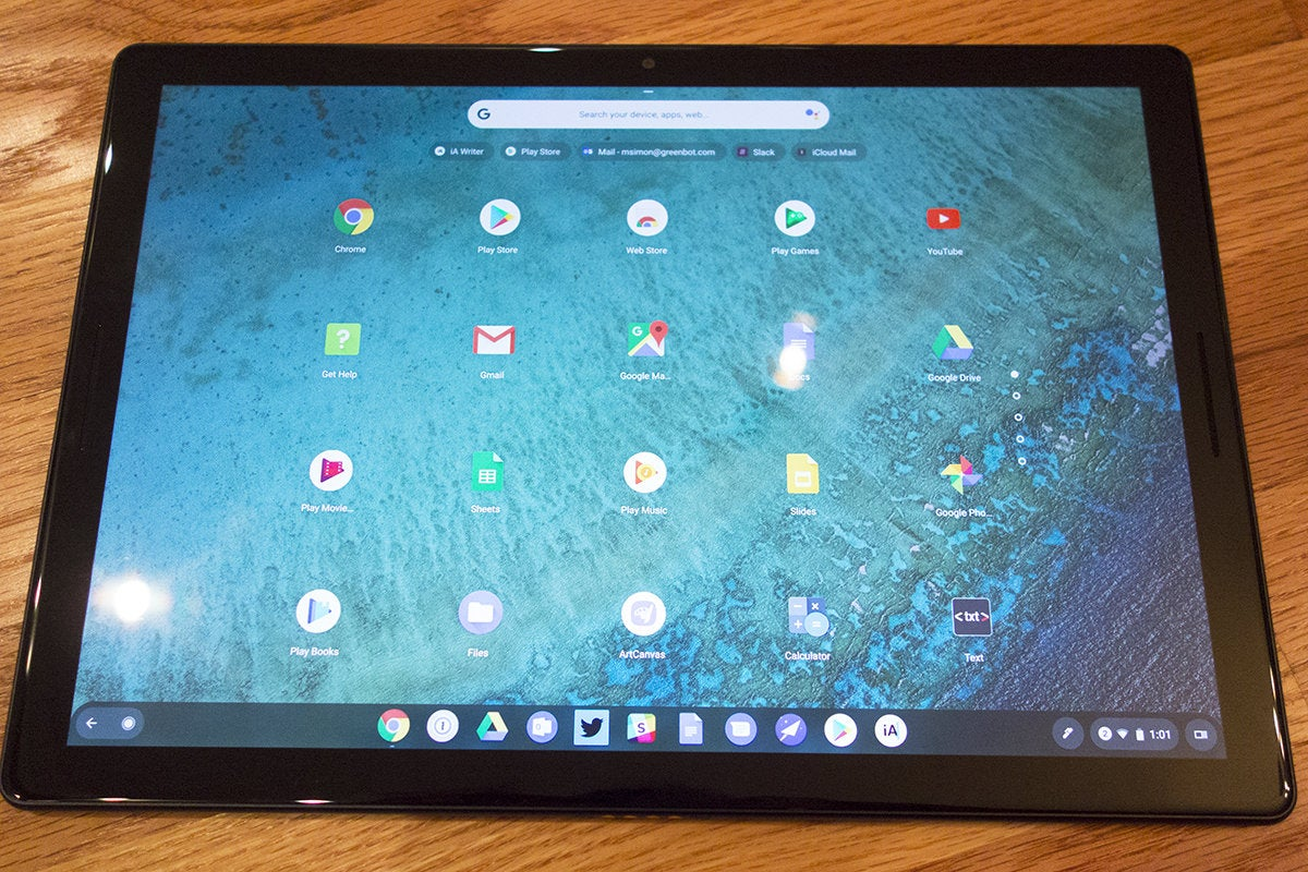 Google won't be making its own Android or Chrome OS tablets