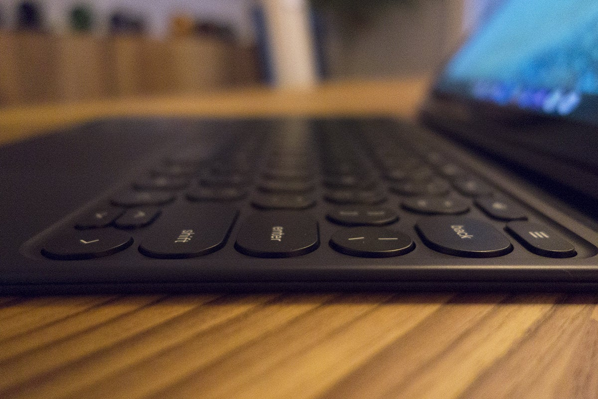 pixel slate keyboard profile