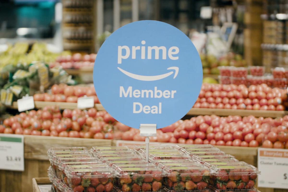 Amazon Prime Day Prime Member Deal logo