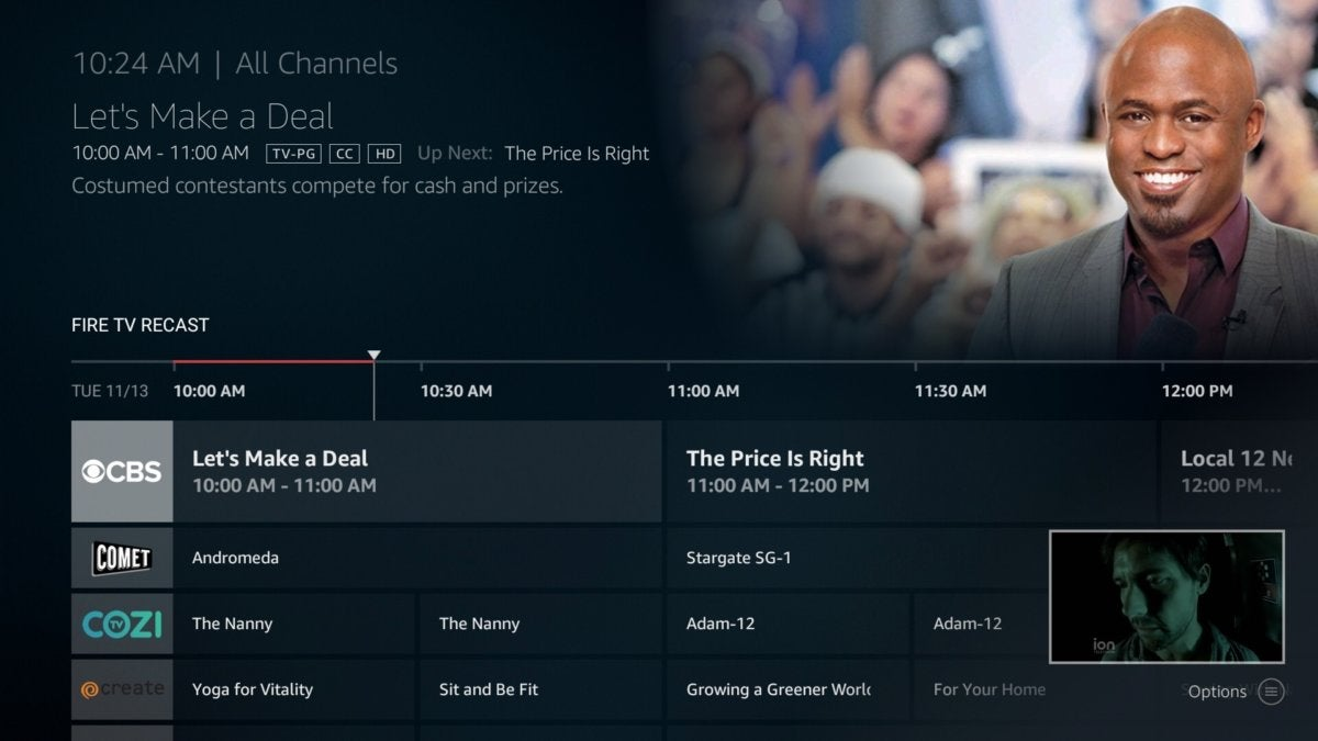 Amazon Fire TV Recast review: This over-the-air DVR is