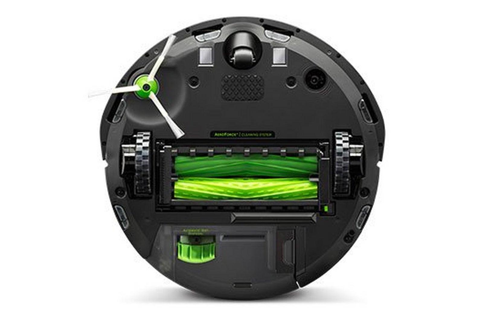Irobot Roomba I7 Review This Robot Vacuum Empties Its