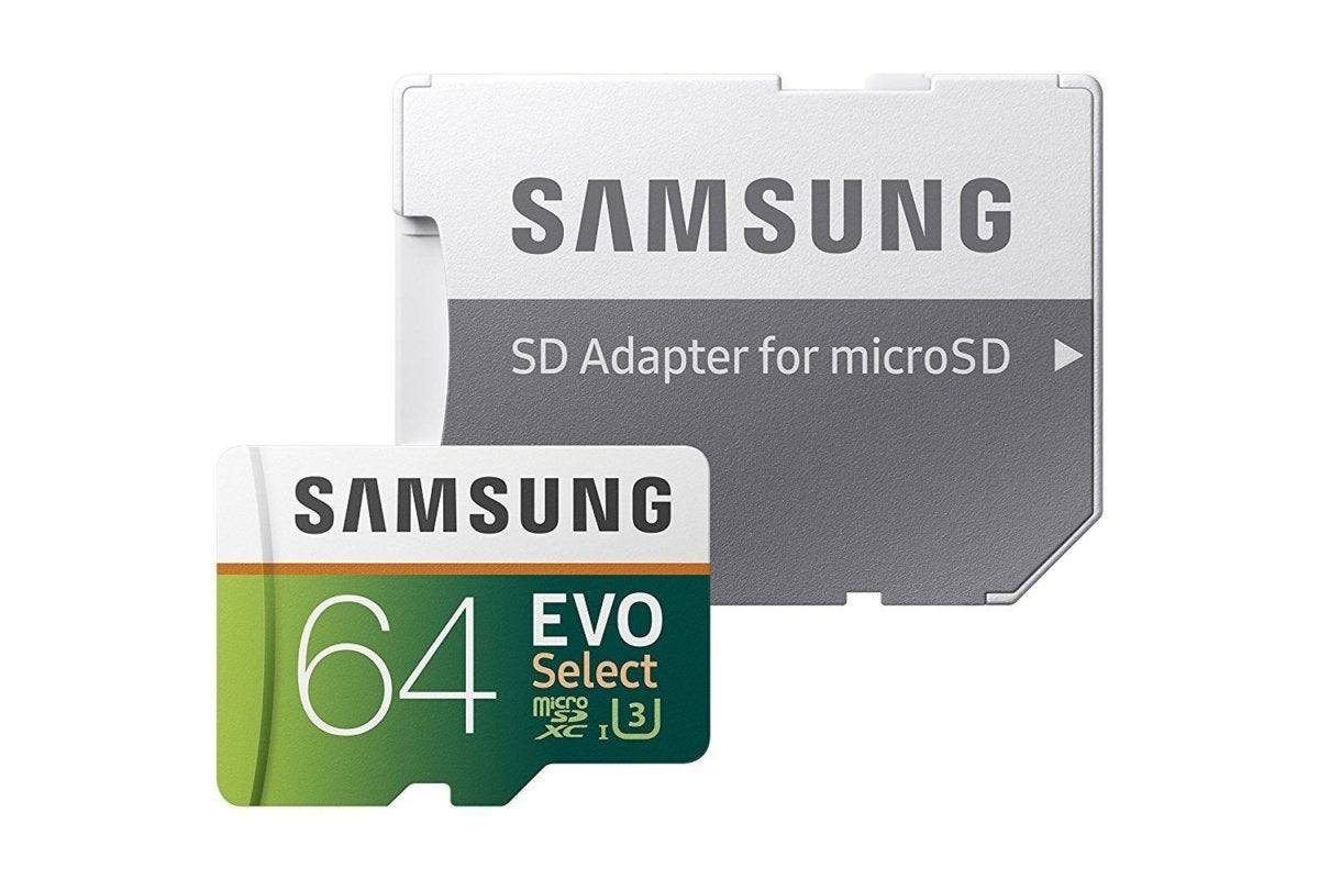High Capacity Samsung Evo Sd Cards Are Selling At All Time