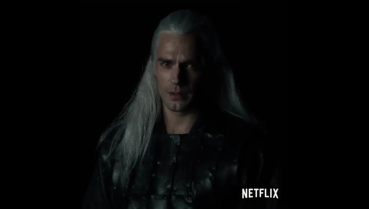 Henry Cavill - The Witcher