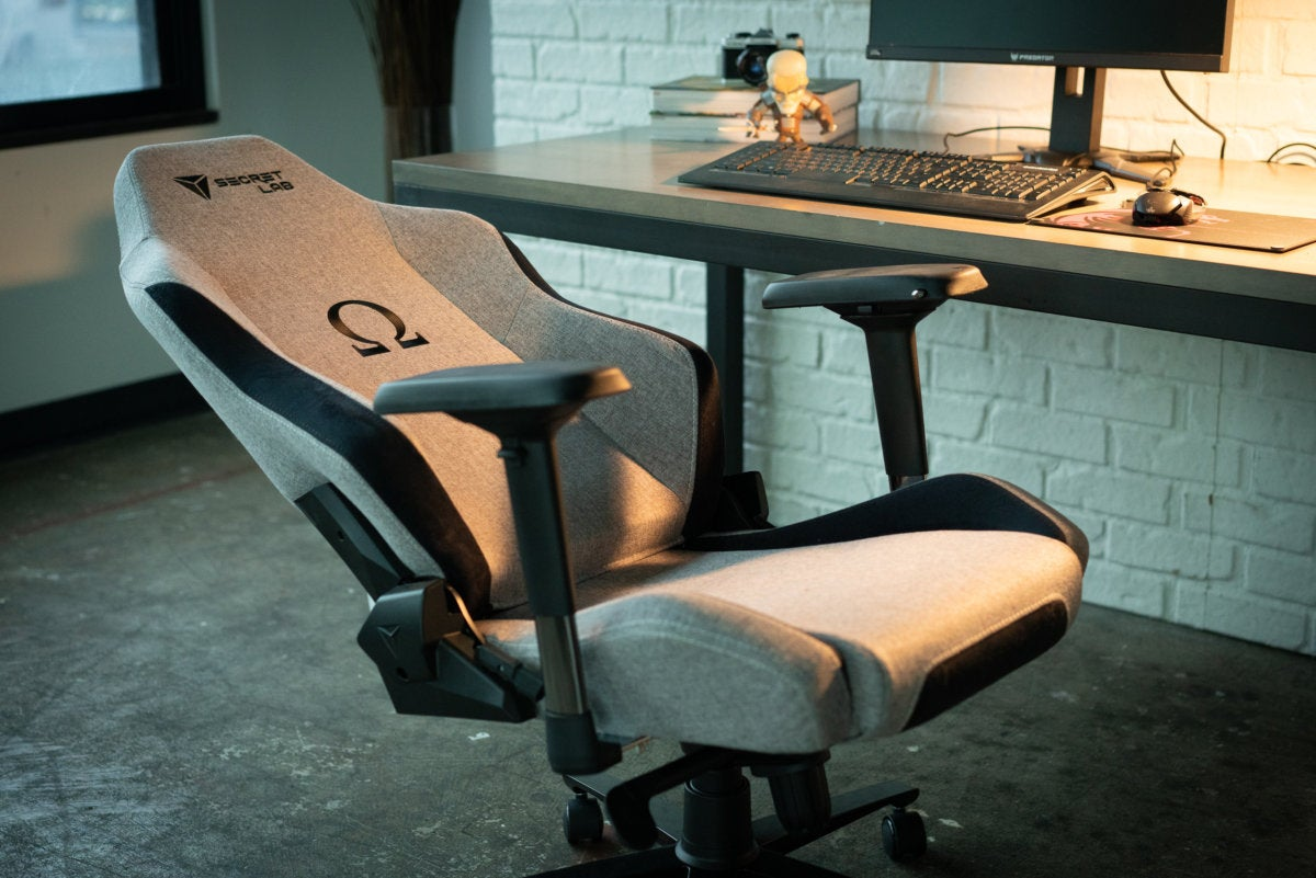 Astounding Secretlab Omega Softweave Gaming Chair Firmly Comfortable Onthecornerstone Fun Painted Chair Ideas Images Onthecornerstoneorg