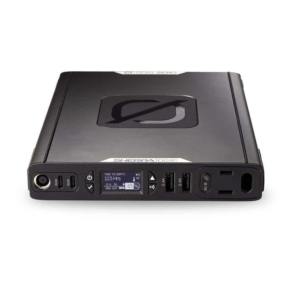 Sherpa 100AC Portable Power Bank