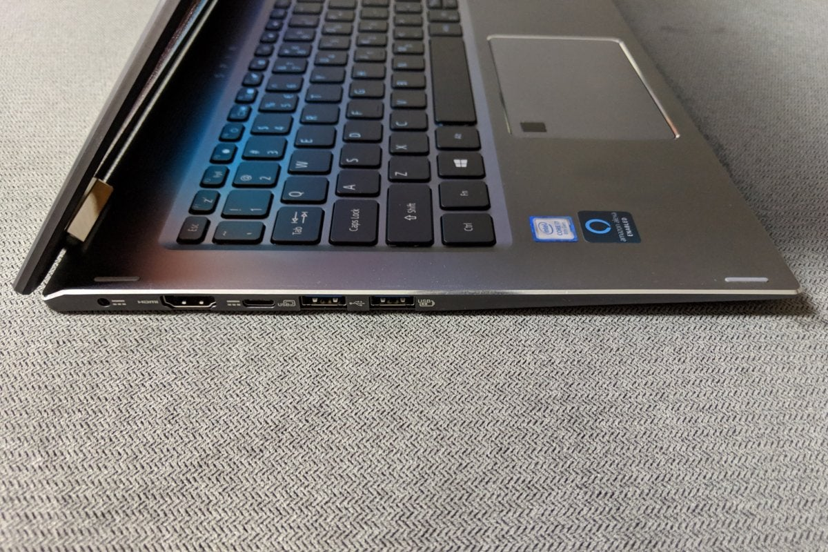 9672936db4ac Acer Spin 5 review: What it's like to have Amazon Alexa in a laptop ...